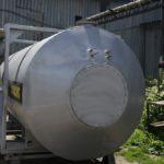 Установка длительного хранения жидкой двуокиси углерода УДХ-4,0-2,0