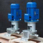 Насосы для перекачки углекислоты (СО2), производительностью 10 000 и 15 000 кг/час