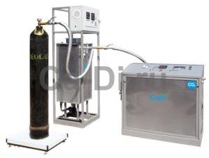 Модернизация оборудования для наполнения баллонов жидкой углекислотой (станции типа СЗУ-800, СЗУ-500, АГТ-24 и т.д.)