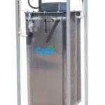 Газификатор углекислотный водяной ГУ 125В
