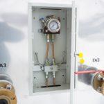 Резервуар для хранения жидкой двуокиси углерода РДХ-10,0-2,0