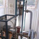 Комплексы по обеспечению углекислым газом линий по получению пористого шоколада