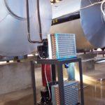 Комплексы по обеспечению жидкой двуокисью углерода линий по производству пенополистирольных изделий
