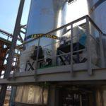 Специалистами нашей компании проведены пуско-наладочные работы на углекислотной станции газификации с производительностью до 1000 кг/час