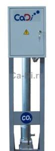 Подогреватели углекислотные электрические ПУ 30…1000