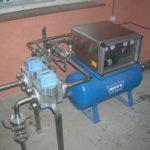 Газовые сварочные смеси Ar+CO2 и Ar+CO2+O2