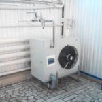 Комплексы по обеспечению углекислотой линии по газированию напитков
