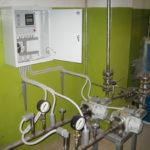 Оборудование для наполнения баллонов газовой сварочной смесью
