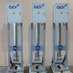 На склад готовой продукции ООО «Кади» поступили Газификаторы углекислотные электрические ГУ-125(250) — 6 шт. и Подогреватели углекислотные электрические ПУ-125(250) - 6 шт.