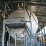 Комплексы по обеспечению углекислым газом оборудования для оглушения скота