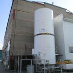 Углекислотное оборудование производства ООО «Кади» в процессе эксплуатации на ООО «Экстрол»