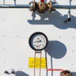 На склад готовой продукции ООО «Кади» поступил резервуар для хранения жидкой двуокиси углерода РДХ-12,5-2,0